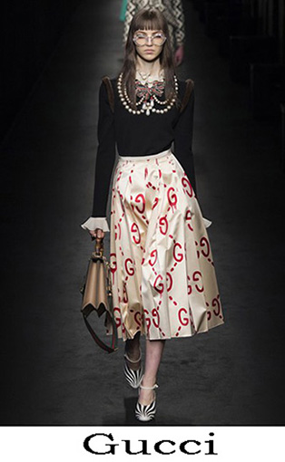Gucci Fall Winter 2016 2017 Lifestyle For Women Look 10