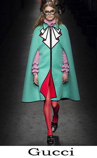 Gucci Fall Winter 2016 2017 Lifestyle For Women Look 11