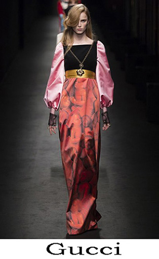 Gucci Fall Winter 2016 2017 Lifestyle For Women Look 14