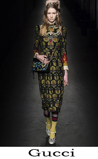 Gucci Fall Winter 2016 2017 Lifestyle For Women Look 20