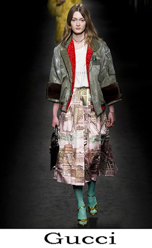Gucci Fall Winter 2016 2017 Lifestyle For Women Look 30