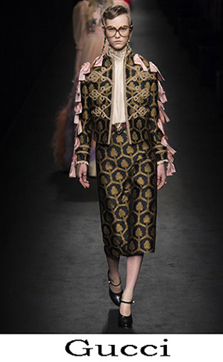 Gucci Fall Winter 2016 2017 Lifestyle For Women Look 34