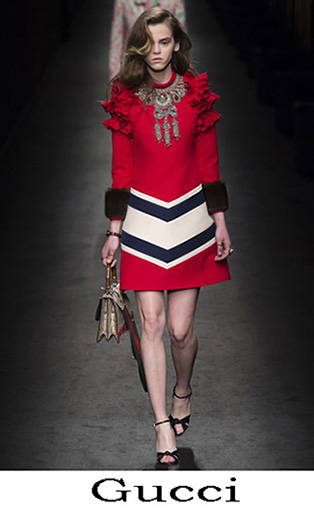 Gucci Fall Winter 2016 2017 Lifestyle For Women Look 36