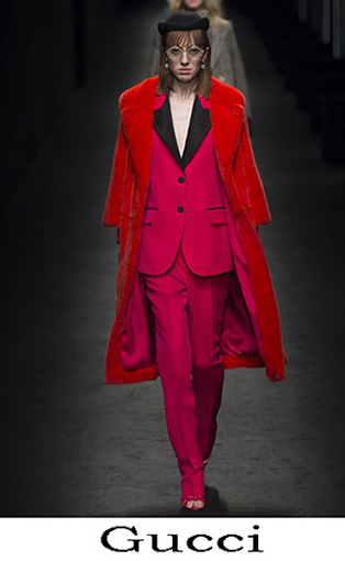 Gucci Fall Winter 2016 2017 Lifestyle For Women Look 4
