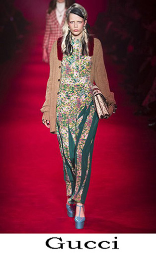 Gucci Fall Winter 2016 2017 Lifestyle For Women Look 41
