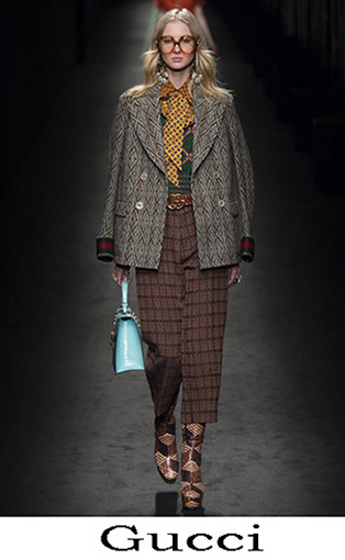 Gucci Fall Winter 2016 2017 Lifestyle For Women Look 5