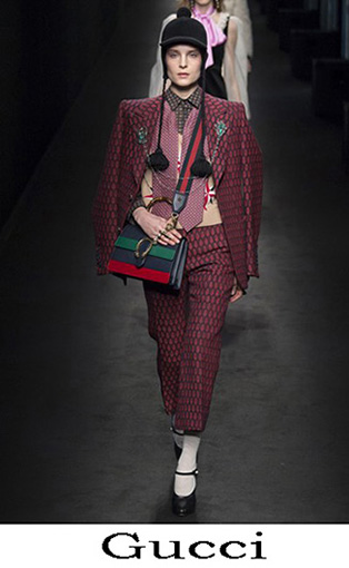 Gucci Fall Winter 2016 2017 Lifestyle For Women Look 50