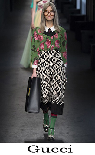 Gucci Fall Winter 2016 2017 Lifestyle For Women Look 6