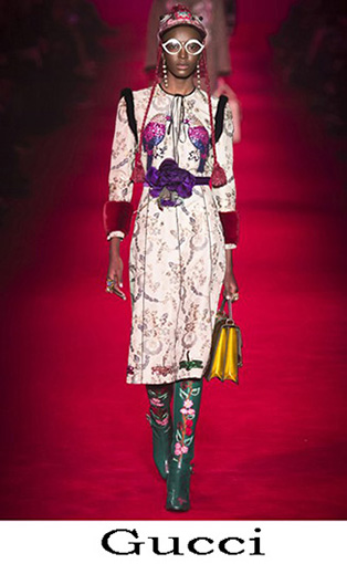 Gucci Fall Winter 2016 2017 Lifestyle For Women Look 7