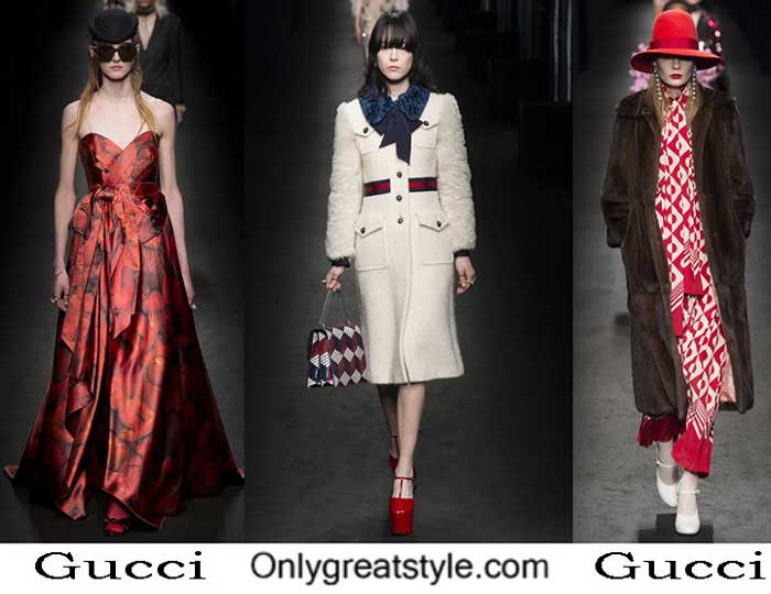 Gucci Fall Winter 2016 2017 Lifestyle For Women
