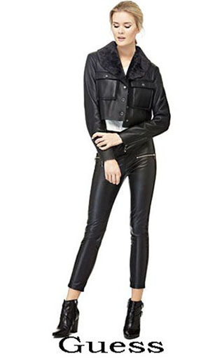 Guess Fall Winter 2016 2017 Lifestyle For Women Look 37