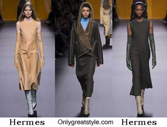 Hermes Fall Winter 2016 2017 Fashion Clothing For Women