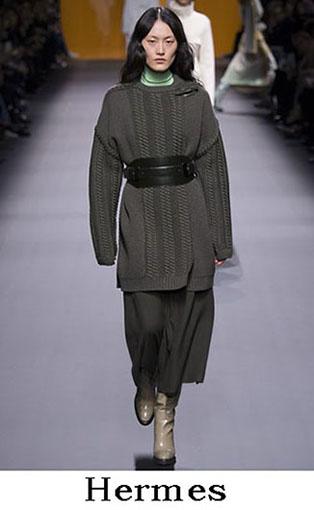 Hermes Fall Winter 2016 2017 Fashion Clothing Women 10