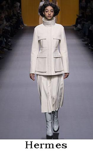 Hermes Fall Winter 2016 2017 Fashion Clothing Women 11