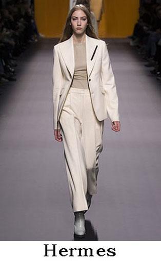 Hermes Fall Winter 2016 2017 Fashion Clothing Women 12