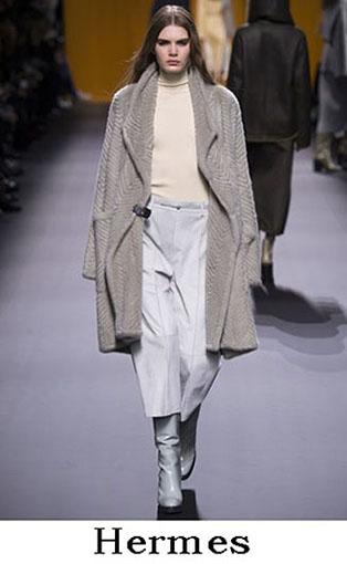 Hermes Fall Winter 2016 2017 Fashion Clothing Women 13