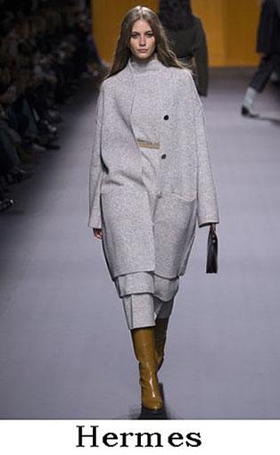 Hermes Fall Winter 2016 2017 Fashion Clothing Women 14