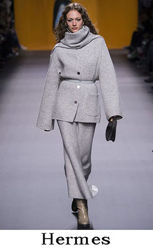 Hermes Fall Winter 2016 2017 Fashion Clothing Women 16