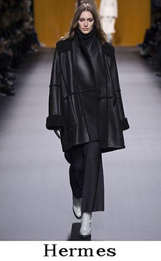 Hermes Fall Winter 2016 2017 Fashion Clothing Women 18