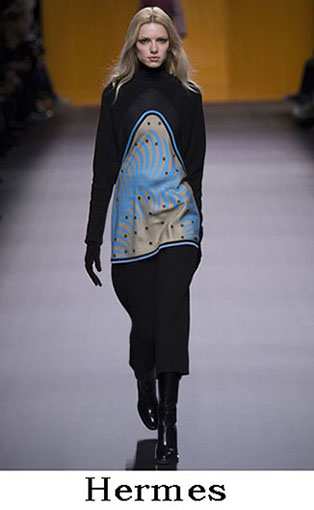 Hermes Fall Winter 2016 2017 Fashion Clothing Women 20