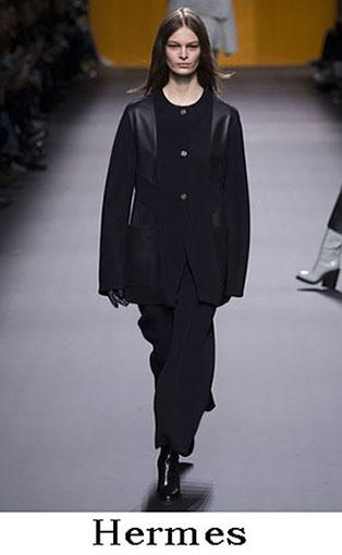Hermes Fall Winter 2016 2017 Fashion Clothing Women 21