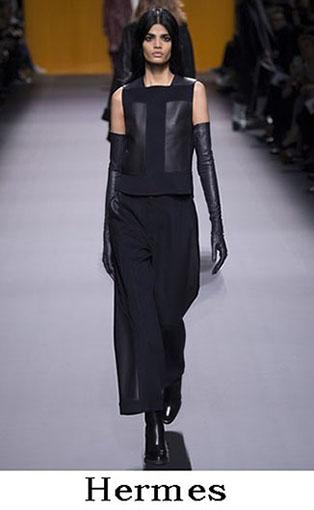 Hermes Fall Winter 2016 2017 Fashion Clothing Women 22