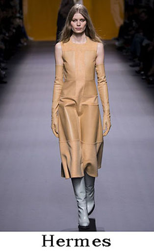 Hermes Fall Winter 2016 2017 Fashion Clothing Women 23