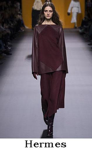 Hermes Fall Winter 2016 2017 Fashion Clothing Women 24