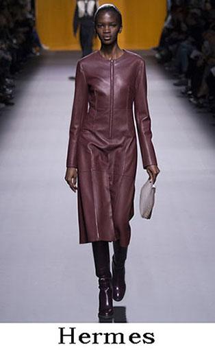 Hermes Fall Winter 2016 2017 Fashion Clothing Women 26