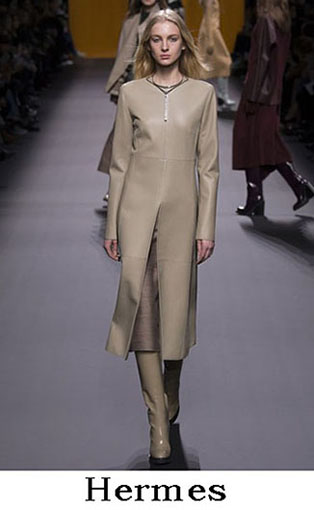 Hermes Fall Winter 2016 2017 Fashion Clothing Women 27