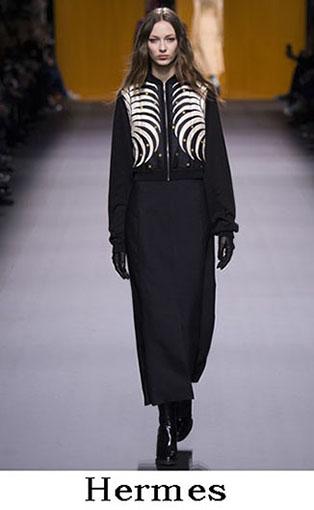Hermes Fall Winter 2016 2017 Fashion Clothing Women 30