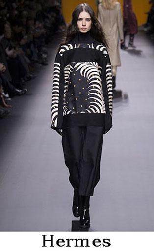 Hermes Fall Winter 2016 2017 Fashion Clothing Women 31