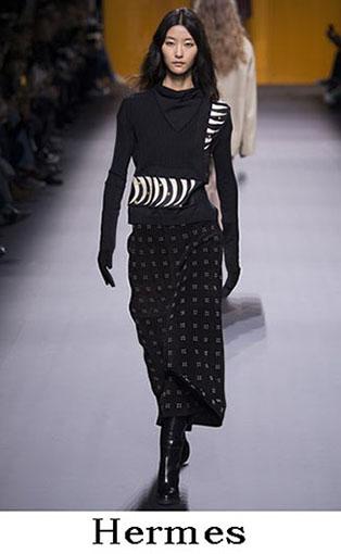 Hermes Fall Winter 2016 2017 Fashion Clothing Women 32