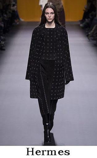 Hermes Fall Winter 2016 2017 Fashion Clothing Women 33
