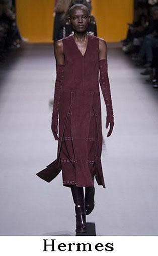 Hermes Fall Winter 2016 2017 Fashion Clothing Women 35