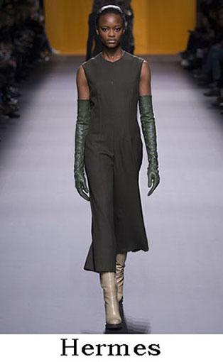 Hermes Fall Winter 2016 2017 Fashion Clothing Women 36