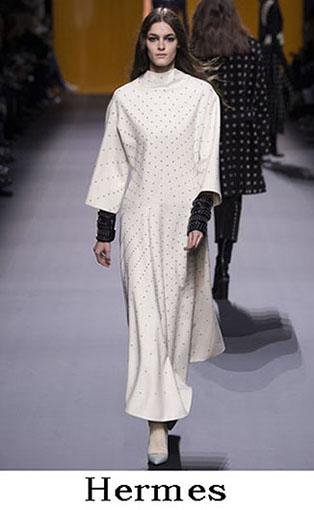 Hermes Fall Winter 2016 2017 Fashion Clothing Women 37