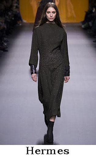 Hermes Fall Winter 2016 2017 Fashion Clothing Women 38