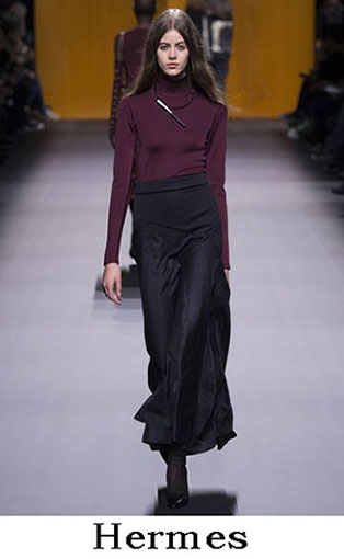 Hermes Fall Winter 2016 2017 Fashion Clothing Women 40