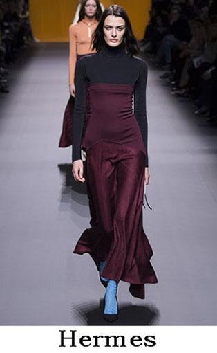Hermes Fall Winter 2016 2017 Fashion Clothing Women 41