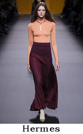 Hermes Fall Winter 2016 2017 Fashion Clothing Women 42