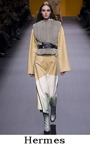 Hermes Fall Winter 2016 2017 Fashion Clothing Women 6