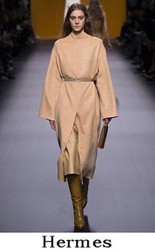 Hermes Fall Winter 2016 2017 Fashion Clothing Women 7