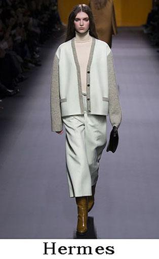 Hermes Fall Winter 2016 2017 Fashion Clothing Women 8