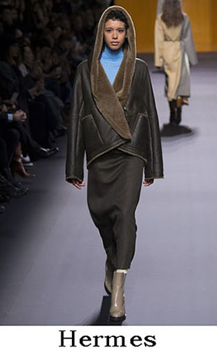 Hermes Fall Winter 2016 2017 Fashion Clothing Women 9