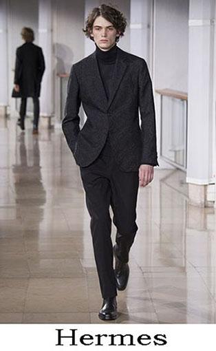 Hermes Fall Winter 2016 2017 Style Brand For Men Look 1