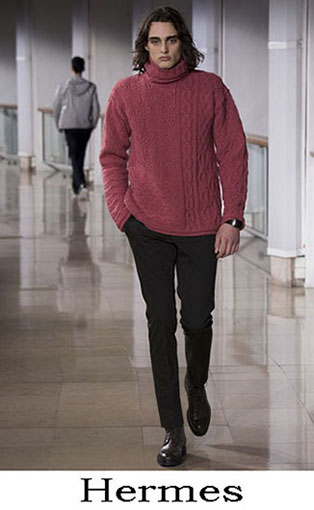 Hermes Fall Winter 2016 2017 Style Brand For Men Look 12