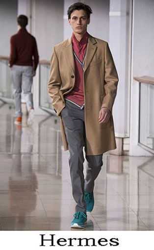 Hermes Fall Winter 2016 2017 Style Brand For Men Look 15
