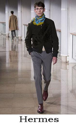 Hermes Fall Winter 2016 2017 Style Brand For Men Look 16