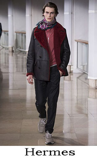 Hermes Fall Winter 2016 2017 Style Brand For Men Look 18